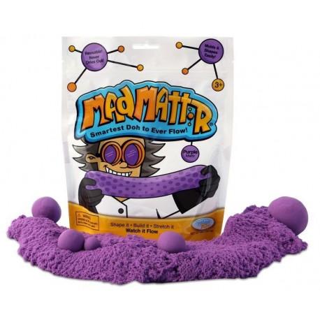 Waba Fun, Masa plastyczna Mad Mattr fioletowa