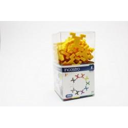 Klocki Incastro Cube R żółty (60 el.)