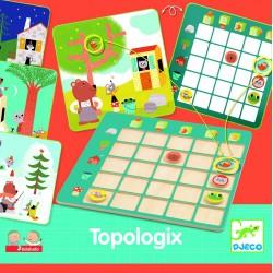 Eduludo Gra edukacyjna Topologix, Djeco
