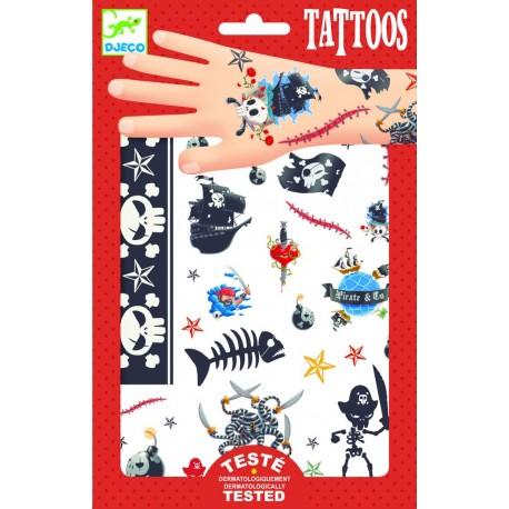 Tatuaże Piraci, Djeco